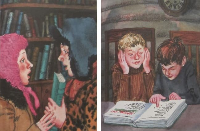 библиотека лиханова картинка тринадцать лет
