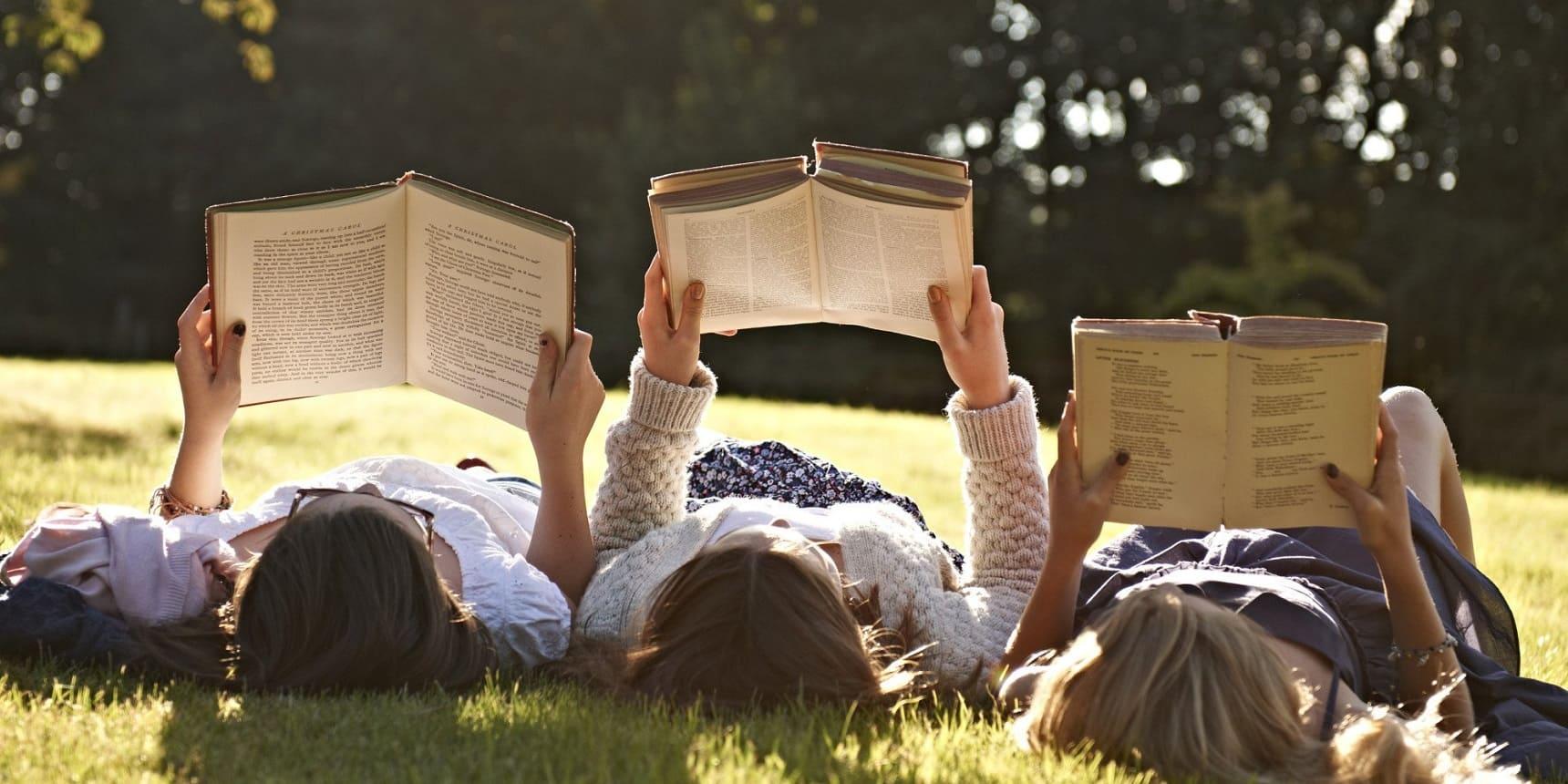 Как читают российские дети